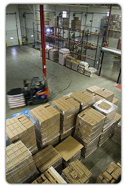 Our goal is to provide professional packaging, re-packaging and assembly work that simplifies our customer's offsite requirements