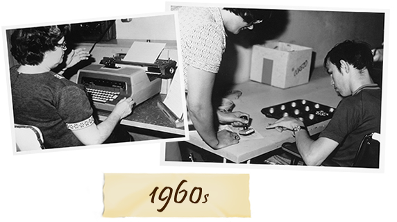 Goodwill 1960s History
