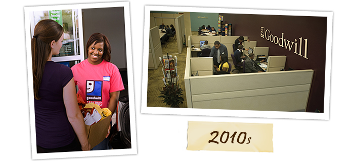 Goodwill 2010s History