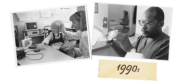 Goodwill 1990s History