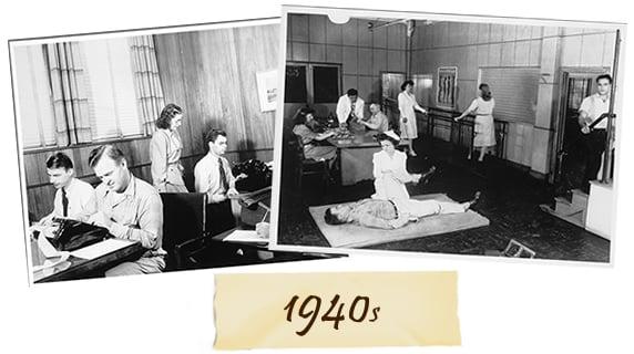 Goodwill 1940s History