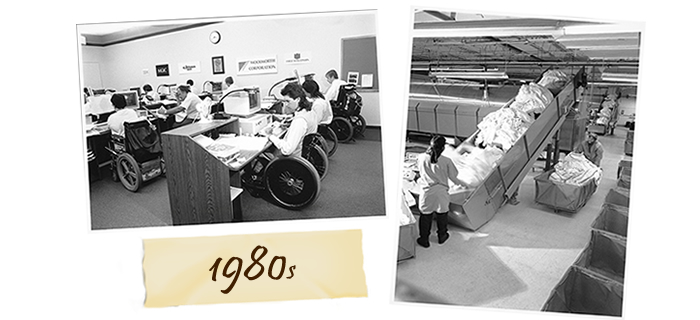Goodwill 1980s History