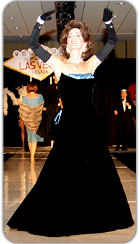 Goodwill Vintage Fashion Shows