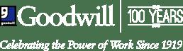 Goodwill 100th Anniversary Logo