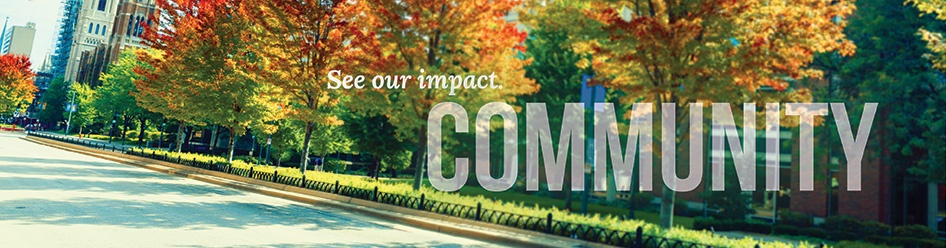 See Our Impact - Community