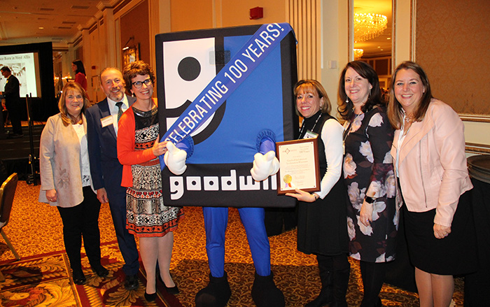 Goodwill Receives Milwaukee County Historical Society Centennial Award