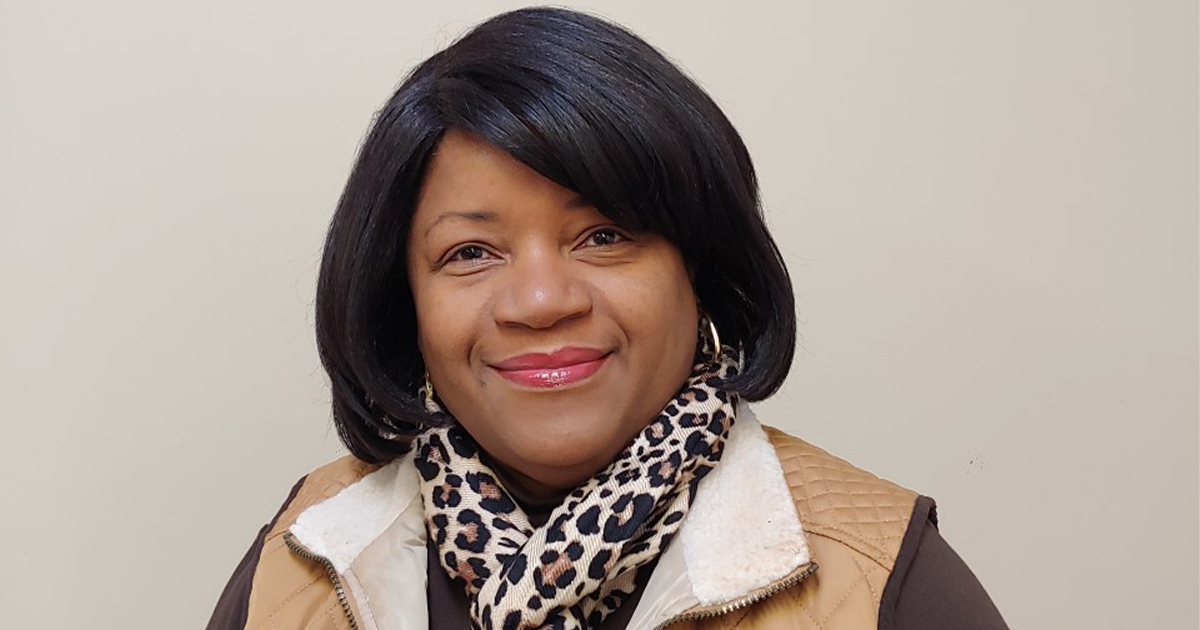 Kathy Davis, Area Manager for Goodwill Retail Operations, is driven by her desire to help people grow.