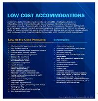 Low Cost Accommodations