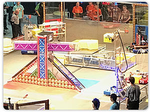 2018 FIRST Robotics Wisconsin Regional Competition