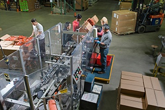 Goodwill Manufacturing offers a full range of packaging and assembly capabilities