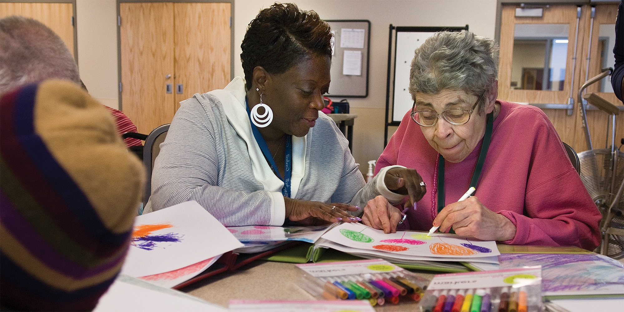 Goodwill Day Service Programs support adults with developmental disabilities to have more independent and active lives