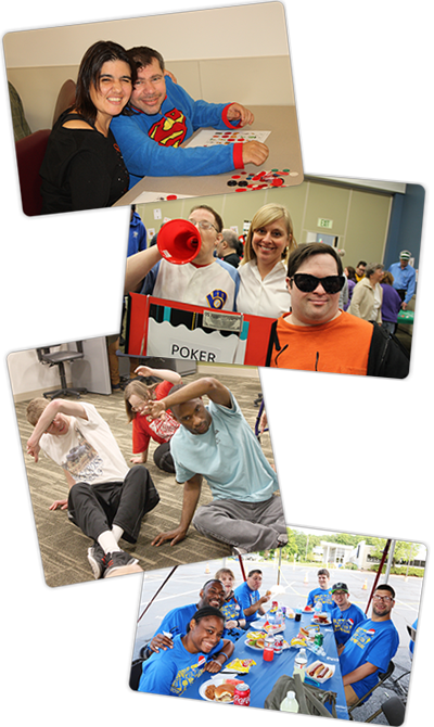 Goodwill operates two centers that develop and provide activities based on individual interests and needs.