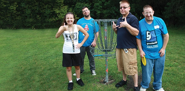 The Day Services Clubhouse program supports young adults with developmental disabilities to gain the confidence and independence needed to lead more productive and active lives.
