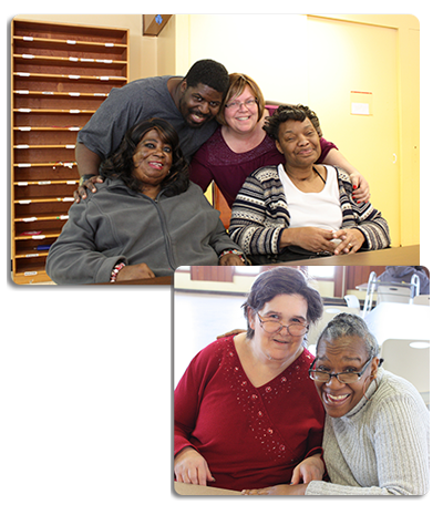 The Community Opportunities Club supports adults who have been impacted by a physical disability or brain injury to regain confidence