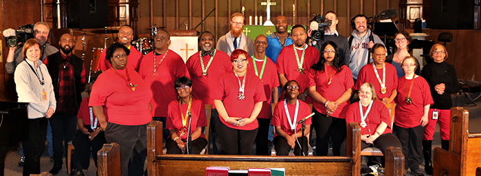 Goodwill's Inspirations Choir is Featured on Milwaukee Public Television