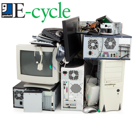 Goodwill understands your e-waste needs and Goodwill E-Cycle can help!