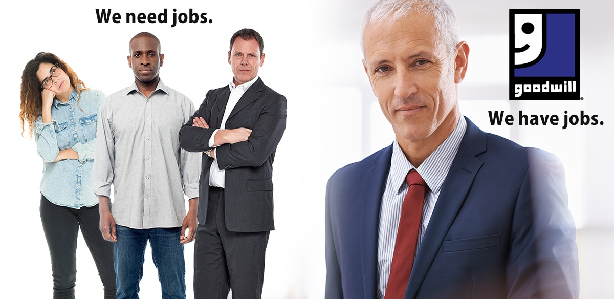 Goodwill bridges the job gap