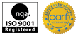 Goodwill Explore WORK is CARF International accredited and ISO 9001 registered